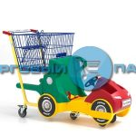 Тележка для детей Wanzl Fun Cabrio 80